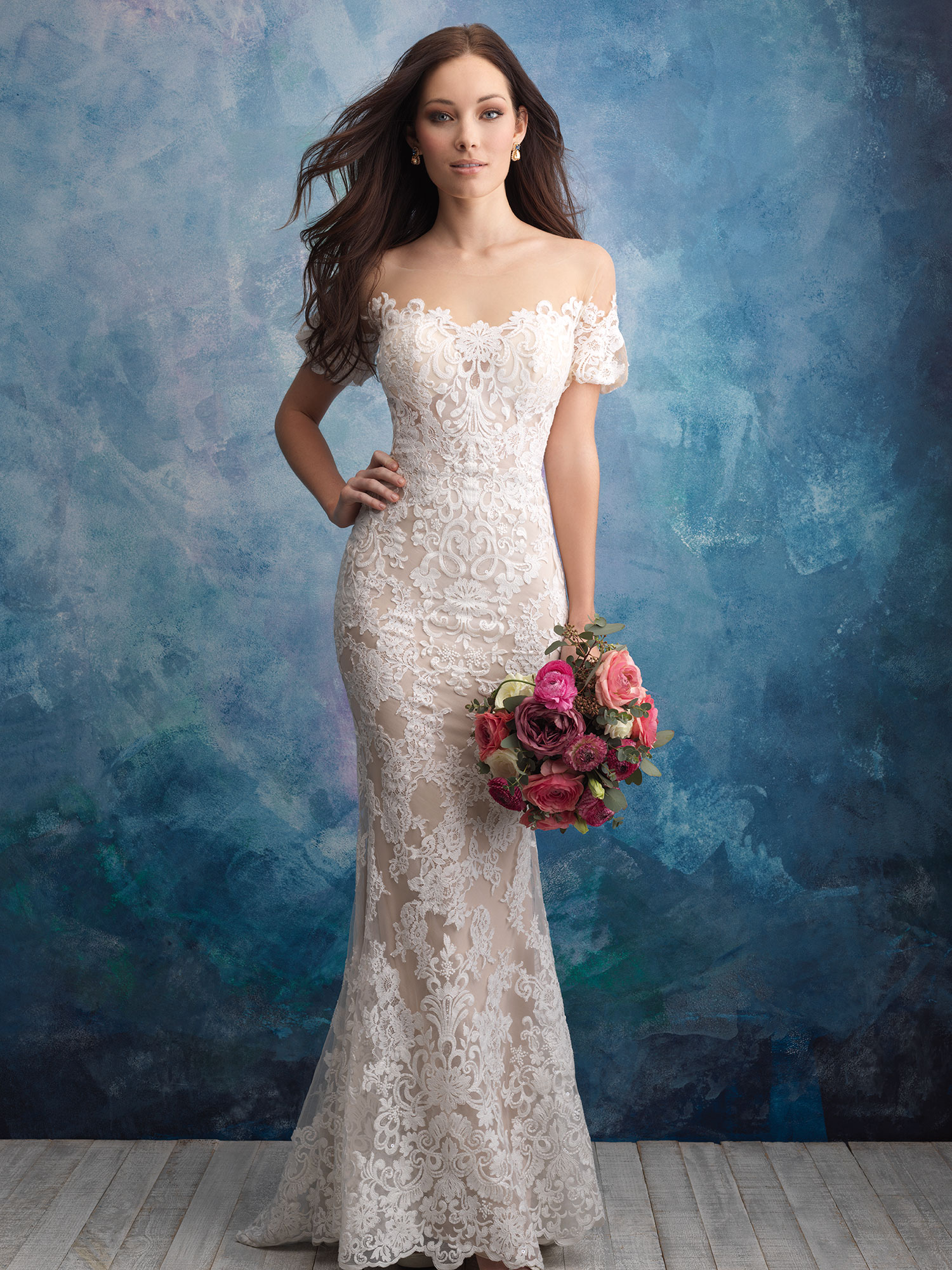 Allure 9569 Bridals By Elena
