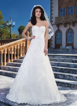 Justin Alexander Sincerity Bridal 3846