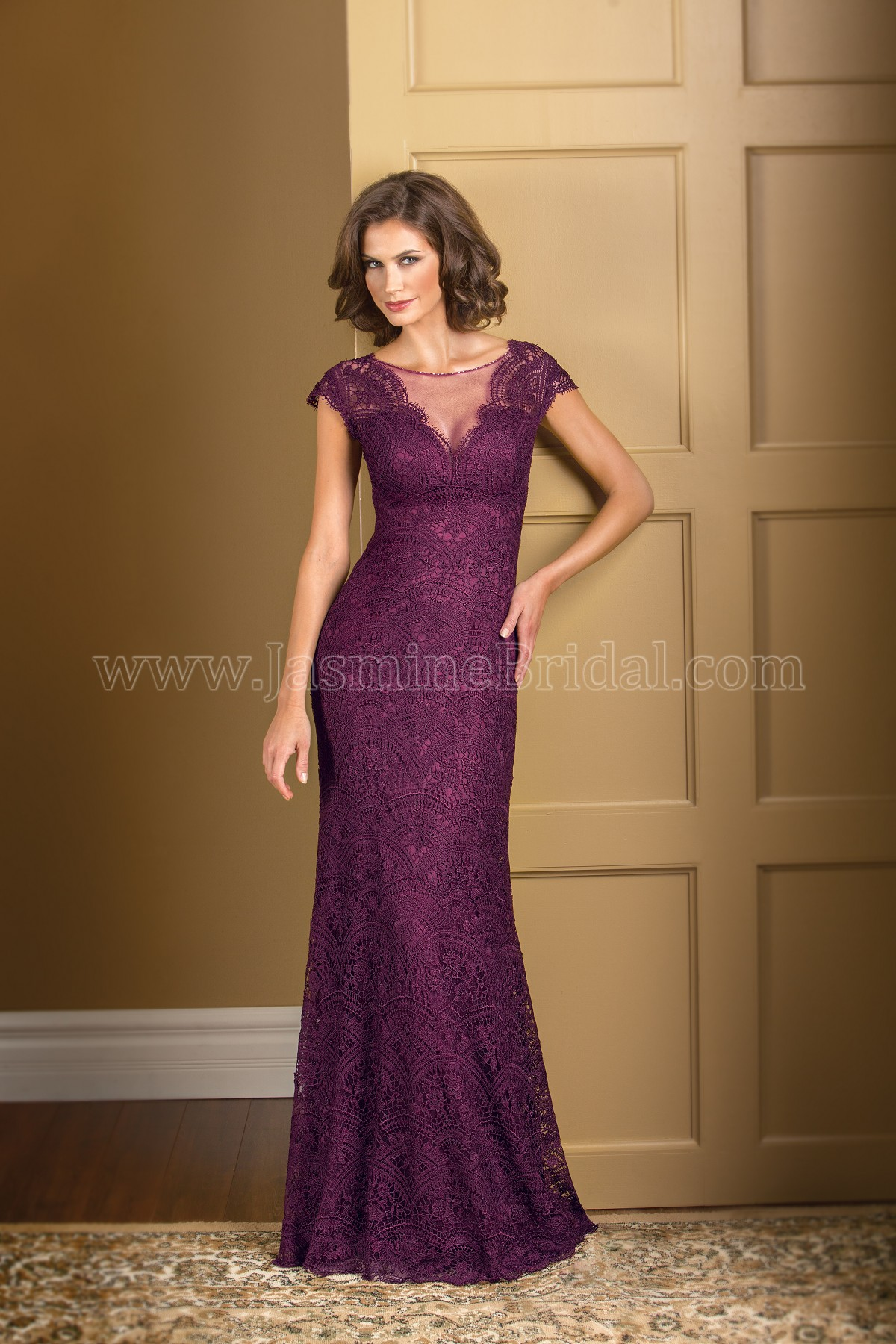 a8c36444c2 Jasmine Jade Couture K178011 - Bridals by Elena