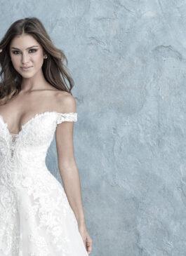Allure 9681 ballgown